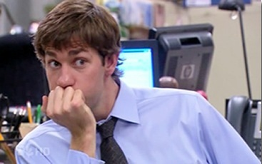 Jim Halpert Face
