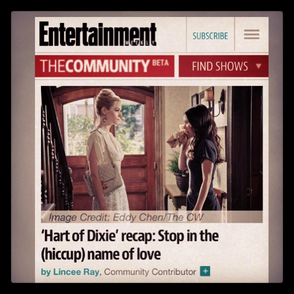 Hart of Dixie Season Finale Recap