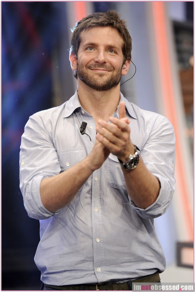"Bradley Cooper Appears On ""El Hormiguero"""
