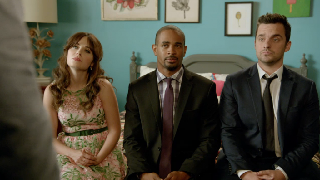funny entertainment blog-New Girl
