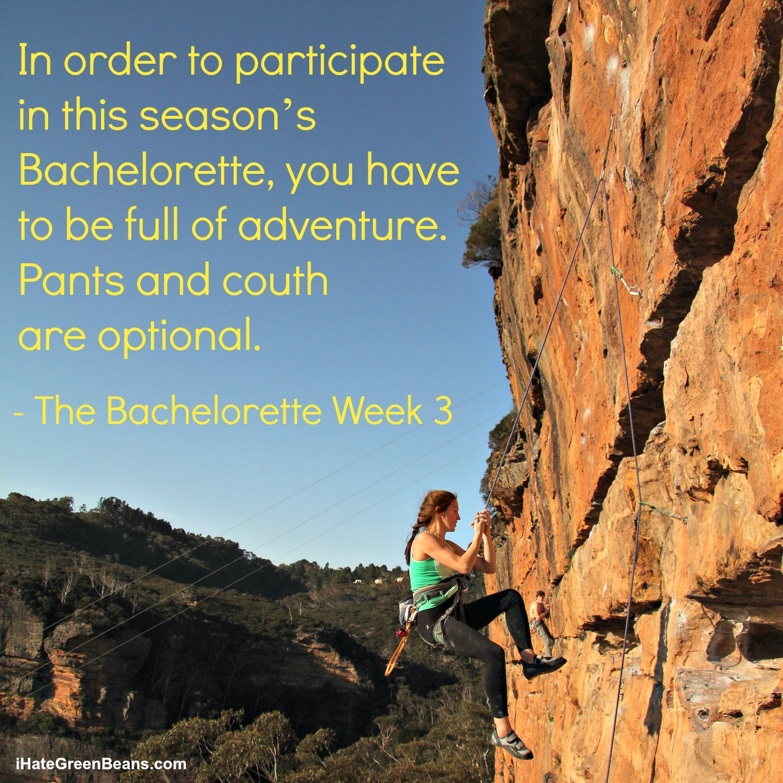 funny bachelorette recap-Bachelorette Kaitlyn Week 3