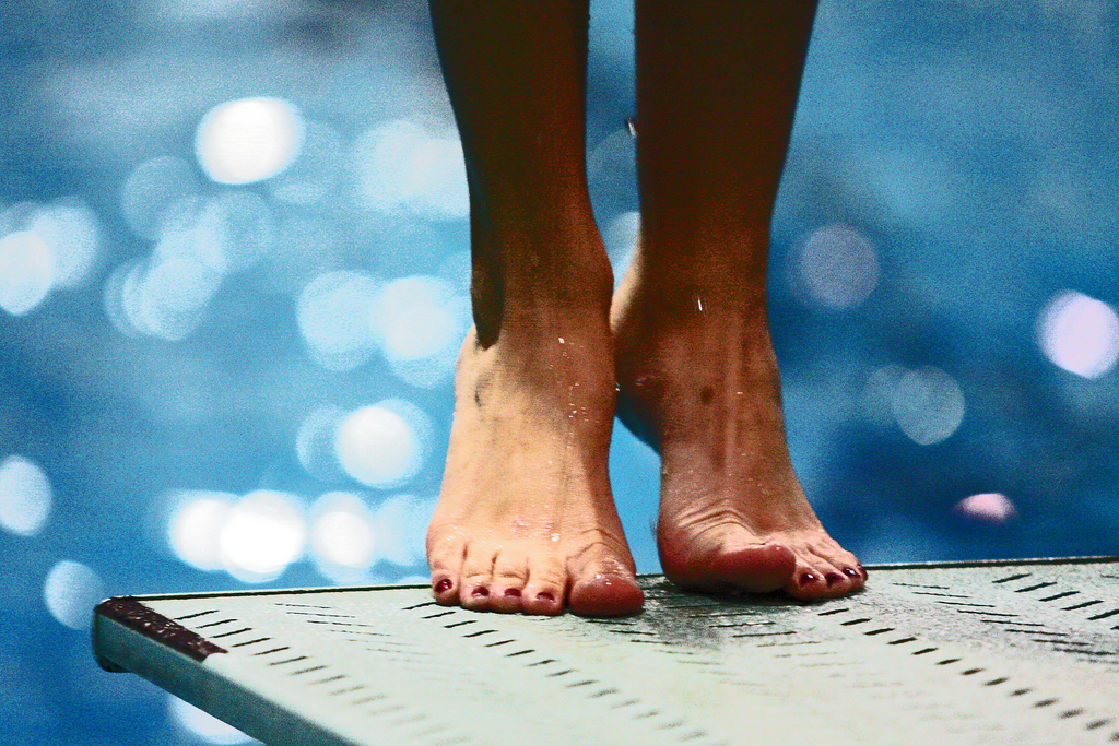 funny Christian blog-Diving Board