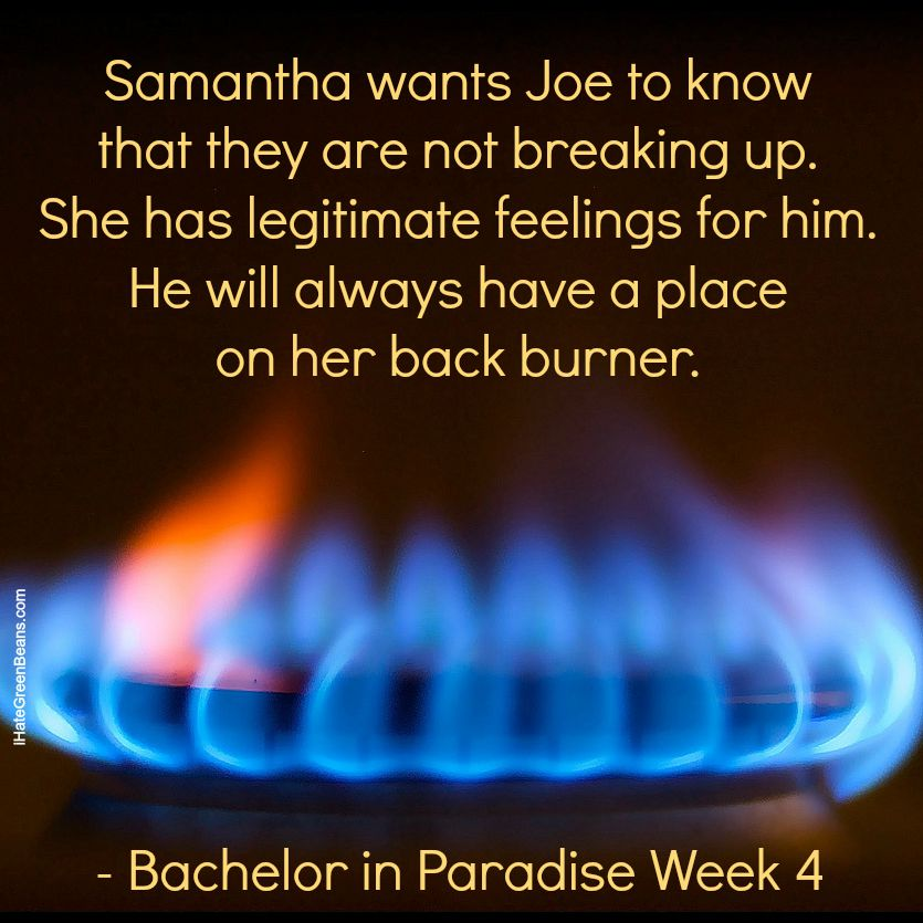 Bachelor in Paradise Week 4