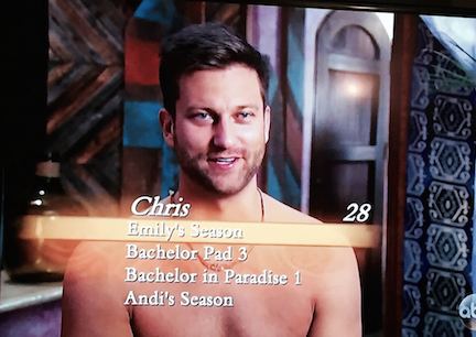 funny bachelor recap-Bachelor in Paradise