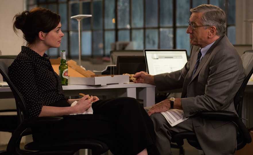 funny entertainment blog-The Intern