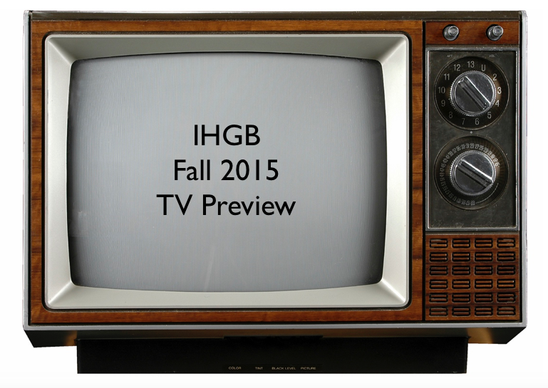 2015 Fall TV Preview