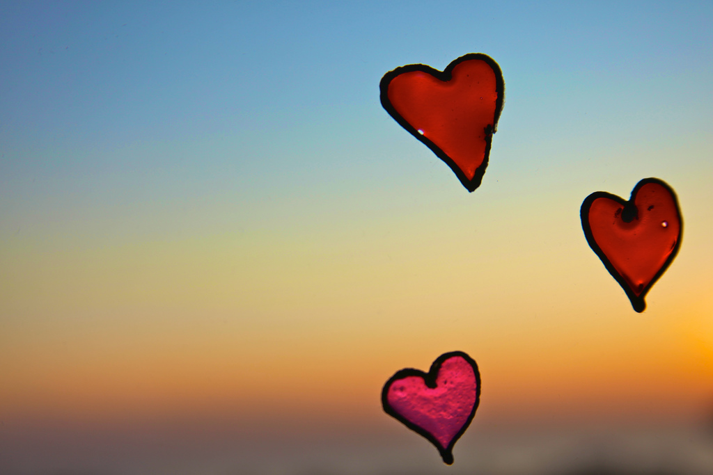 funny Christian blog-heart