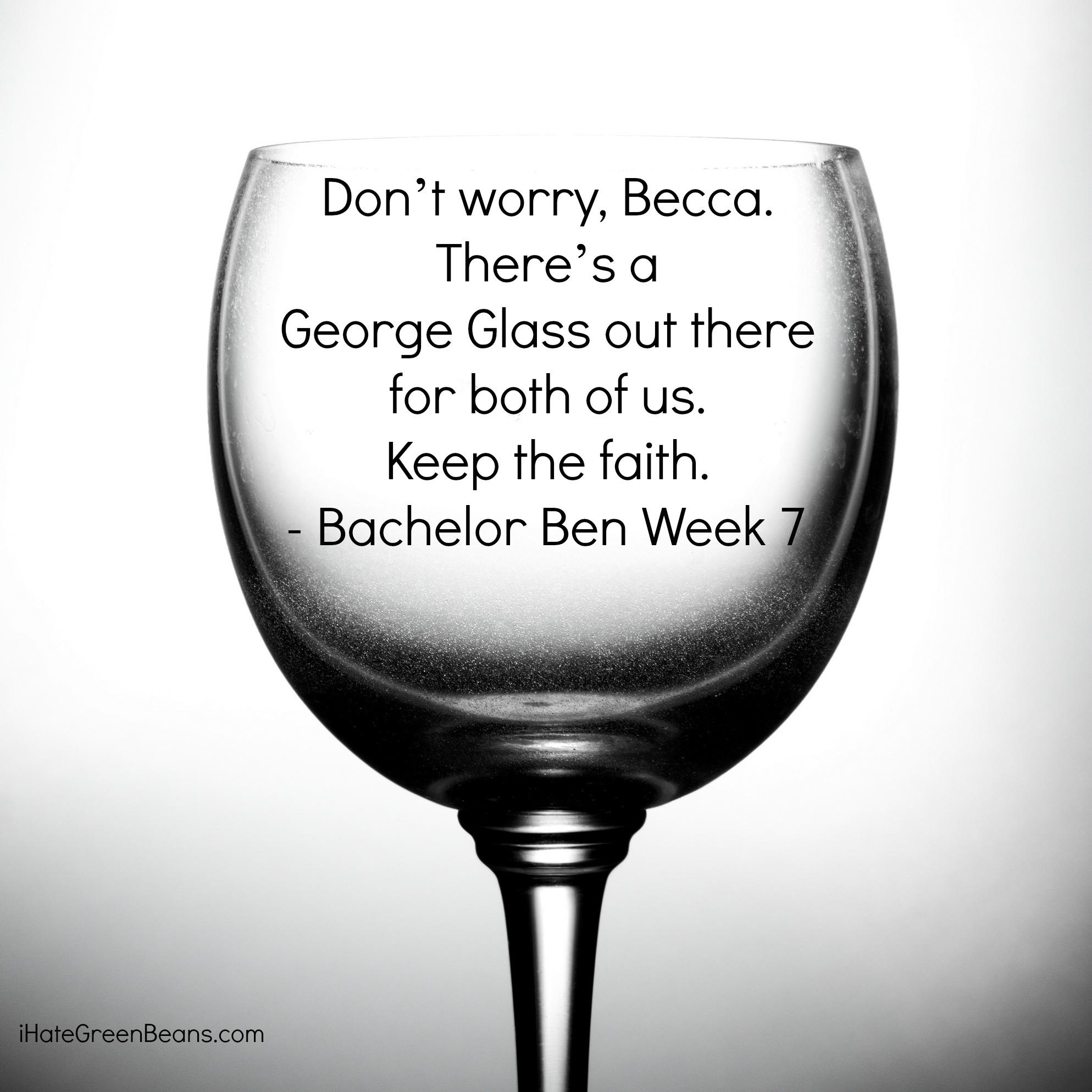 funny bachelor recap-Bachelor Ben Week 7