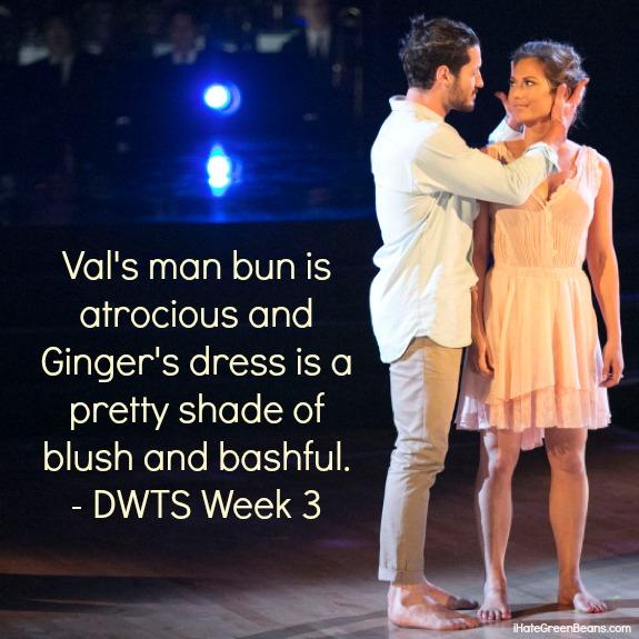 DWTS Week 3
