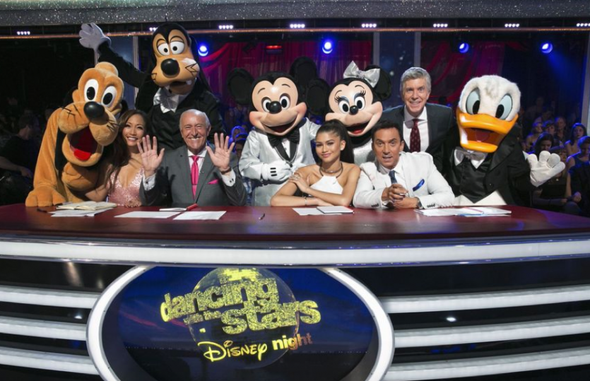 Dancing with the Stars recap: Disney Night