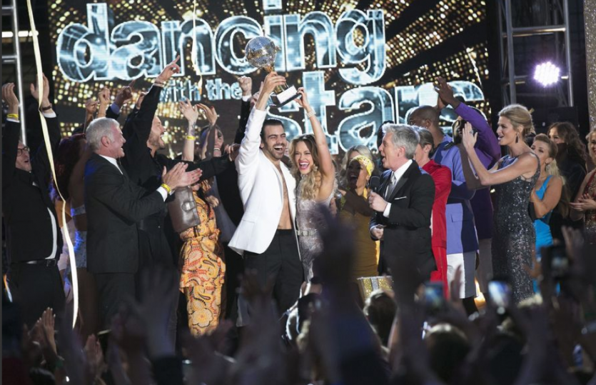 Dancing with the Stars recap: Finale Part 2