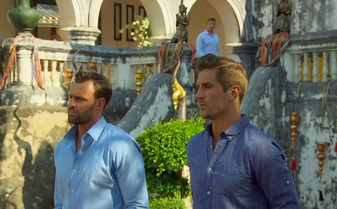Funny Bachelorette Blog - Chase's Surprise