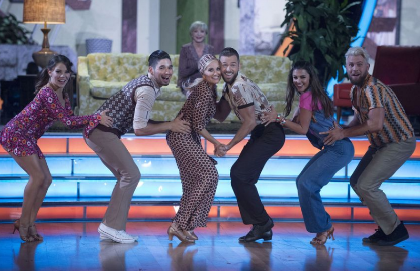 Dancing with the Stars recap: TV Night