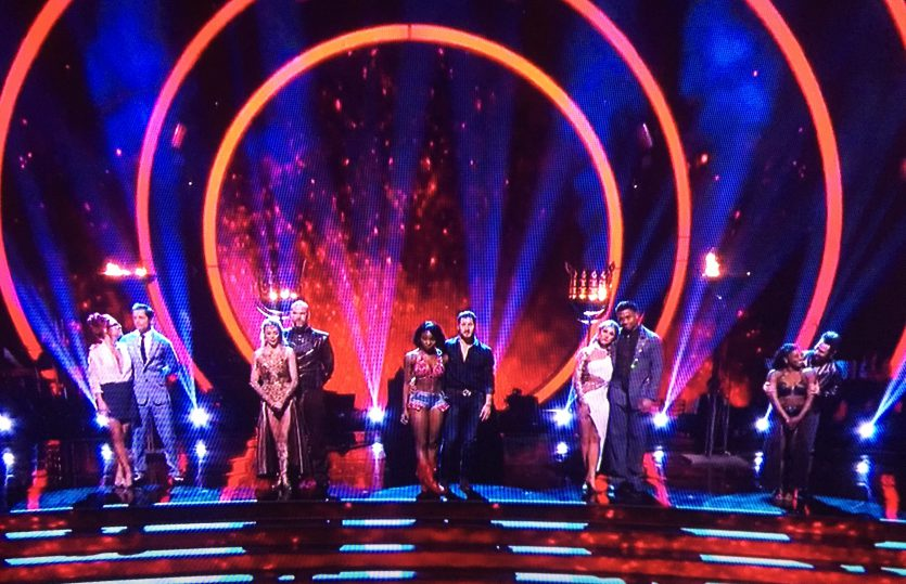 Dancing with the Stars recap: It's week 8, y'all