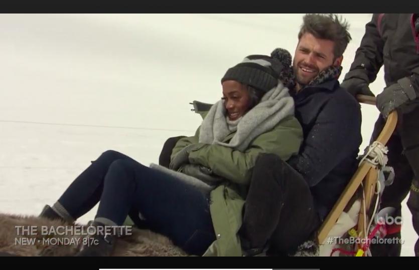 Bachelorette Recap: Baby, It's Cold Outside