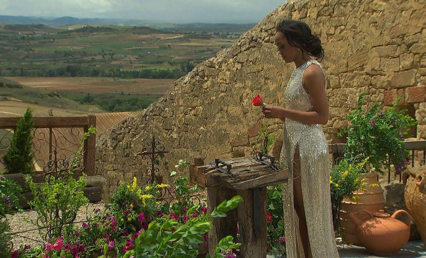 Bachelorette Season Finale: And Rachel's fiancé is…