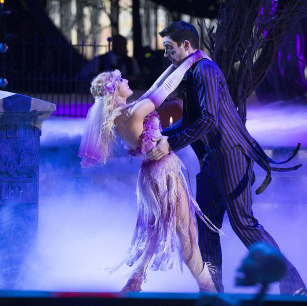 Dancing with the Stars Halloween Night