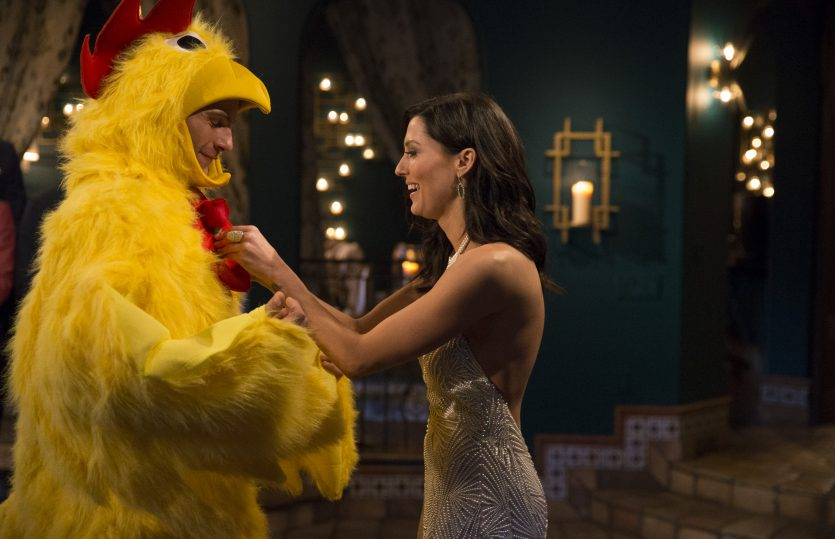 Bachelorette Becca recap: Chicken Dance