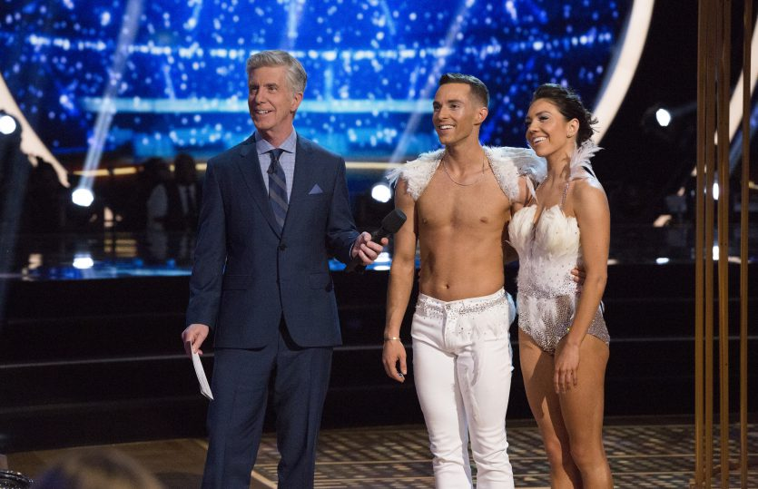 Dancing with the Stars recap: The bird is the word