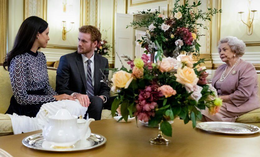 Lifetime Recap: Harry and Meghan: A Royal Romance