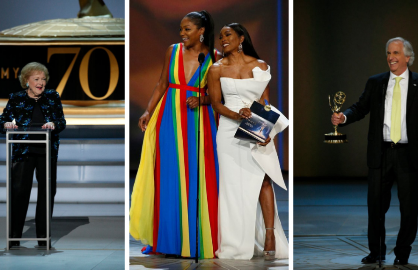 My Thoughts on the 2018 Emmy Awards
