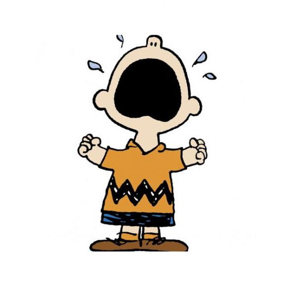 Charlie Brown Complaining