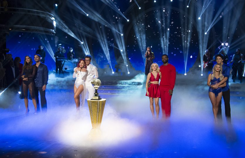 Dancing with the Stars Season 27 Finale Recap