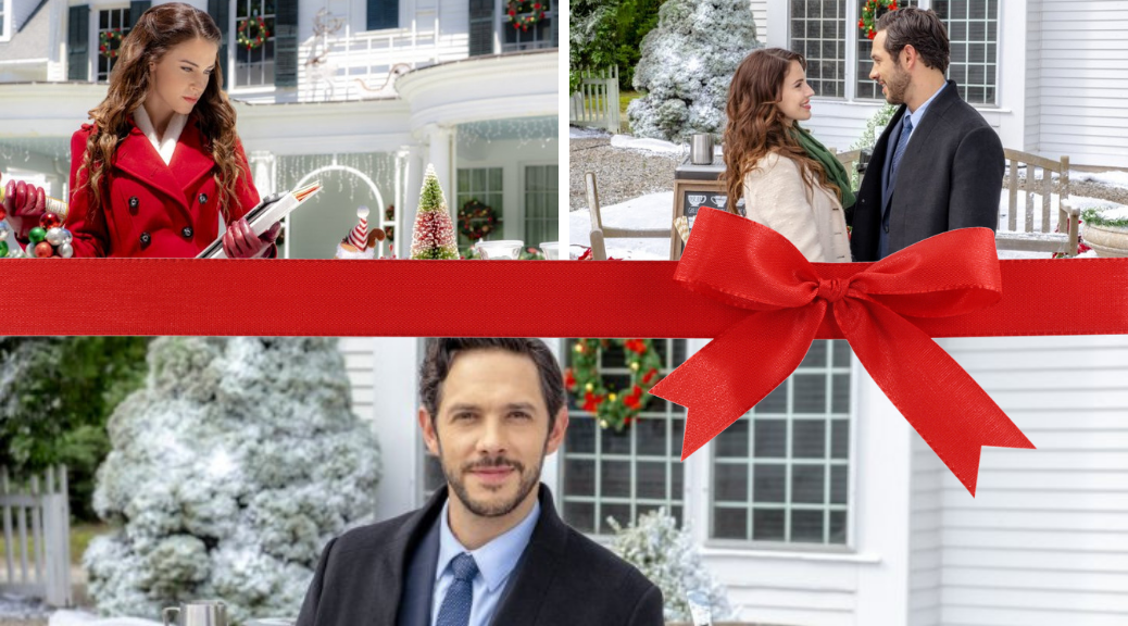Christmas At Pemberley Manor Cast.Hallmark Christmas Movie Review Christmas At Pemberley Manor