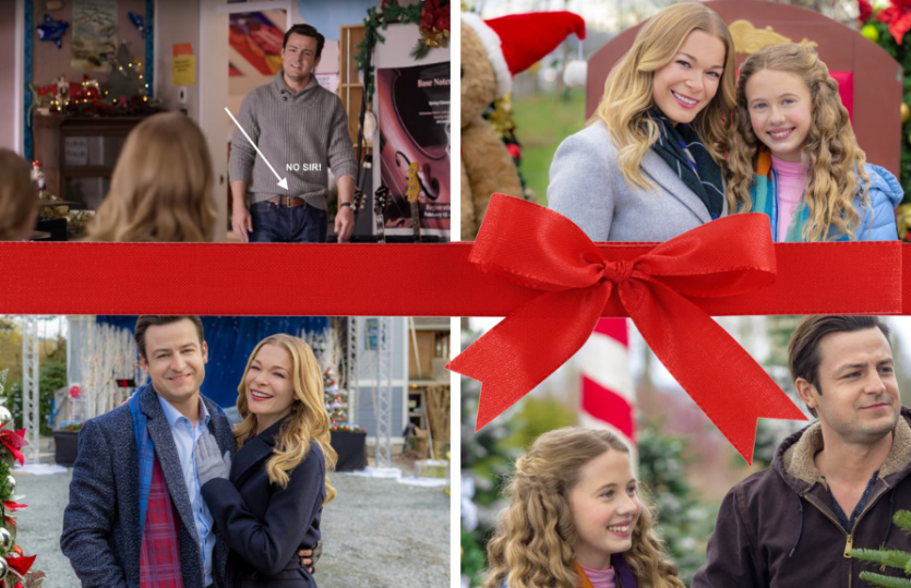 Hallmark Christmas Movie Review: It's Christmas, Eve