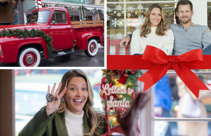 Hallmark Christmas Movie Review:Christmas in Evergreen: Letters to Santa