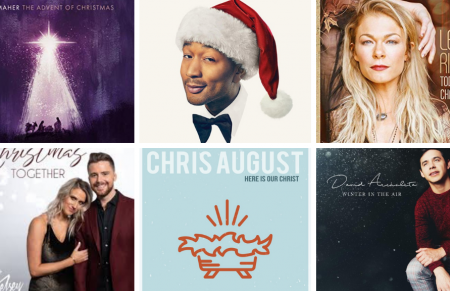 IHGB Podcast #82: New Christmas Music 2018