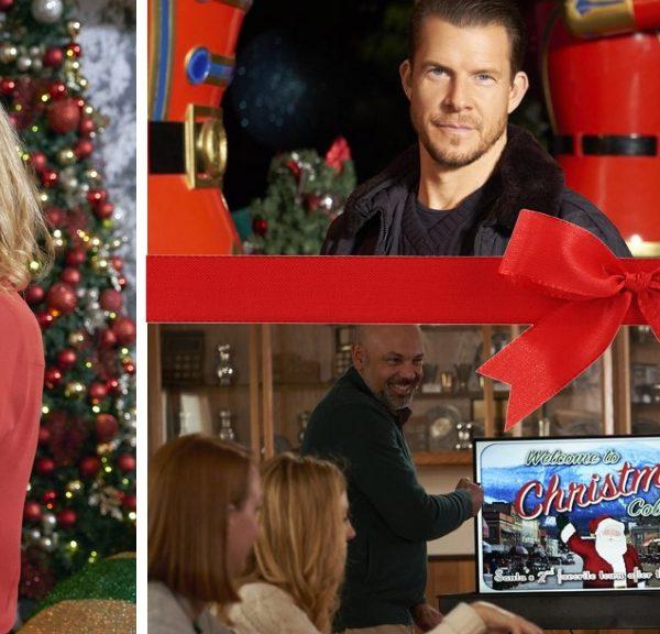 Welcome to Christmas Hallmark Christmas Movie