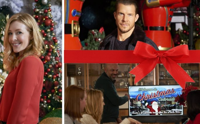 Welcome to Christmas Hallmark Christmas Movie
