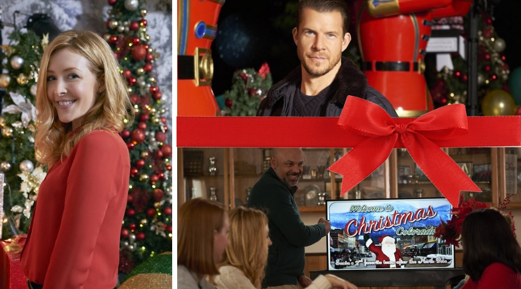 Welcome To Christmas.Hallmark Christmas Movie Review Welcome To Christmas