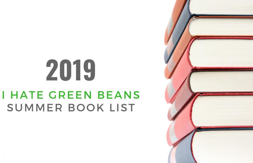 2019 Summer Book List
