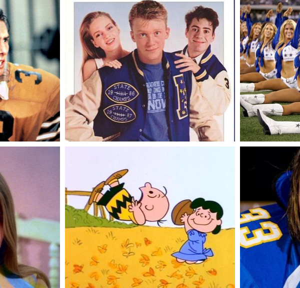 Football in Pop Culture
