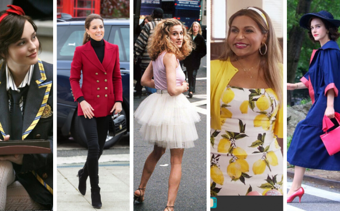Fashion Icons of Pop Culture