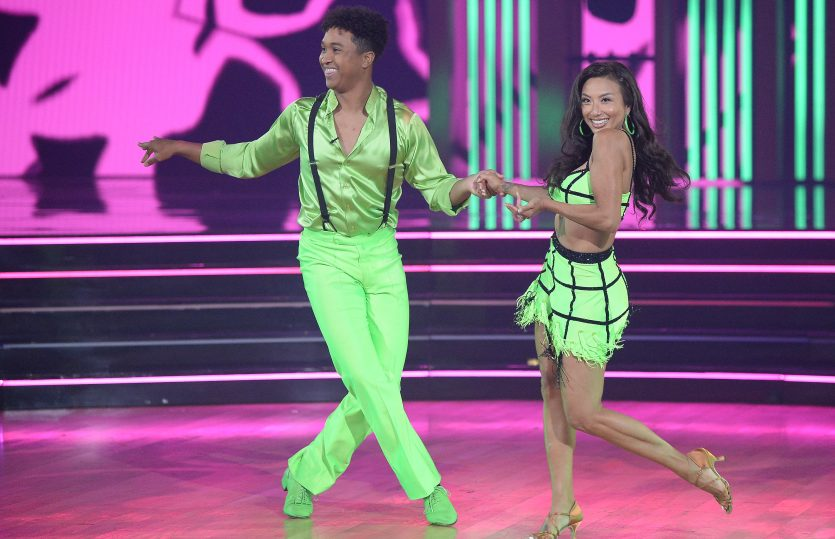 Dancing with the Stars Recap: SMIZE