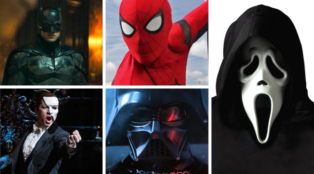 Masks in Pop Culture