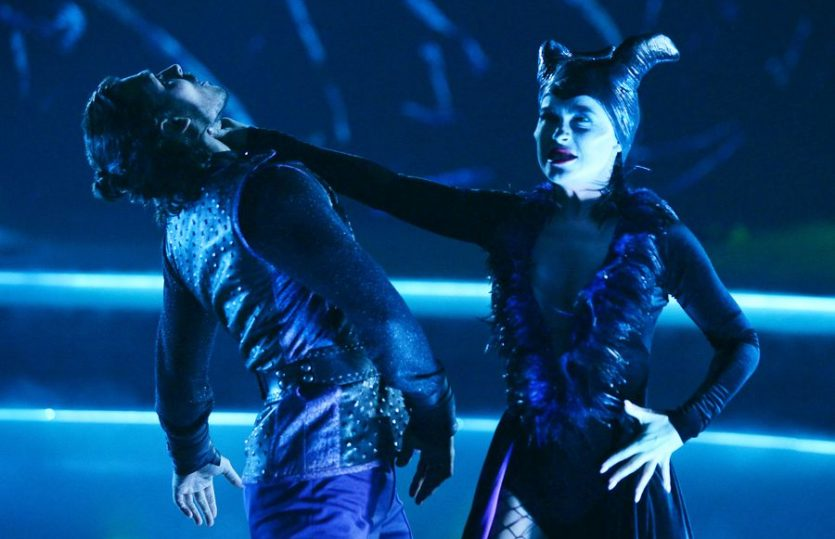 'Dancing with the Stars' Recap: Bad Girl