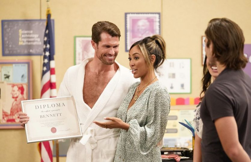 Bachelorette Tayshia Recap: Grown A$$ Man